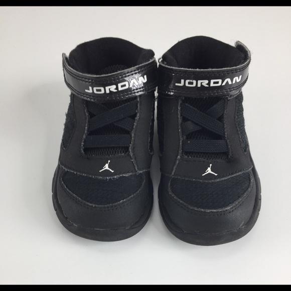 Jordan Shoes | Toddler Black Jordan